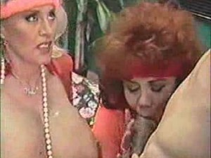 Mother and Aunt share Son's friend big cock Patty Plenty kitten..